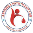 AnushKa Pathology Lab Logo